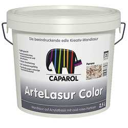 Capadecor ArteLasur Color