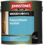 JOHNSTONE`S Polyurethane Varnish Clear  5л.